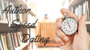 Author Speed Dating(1)